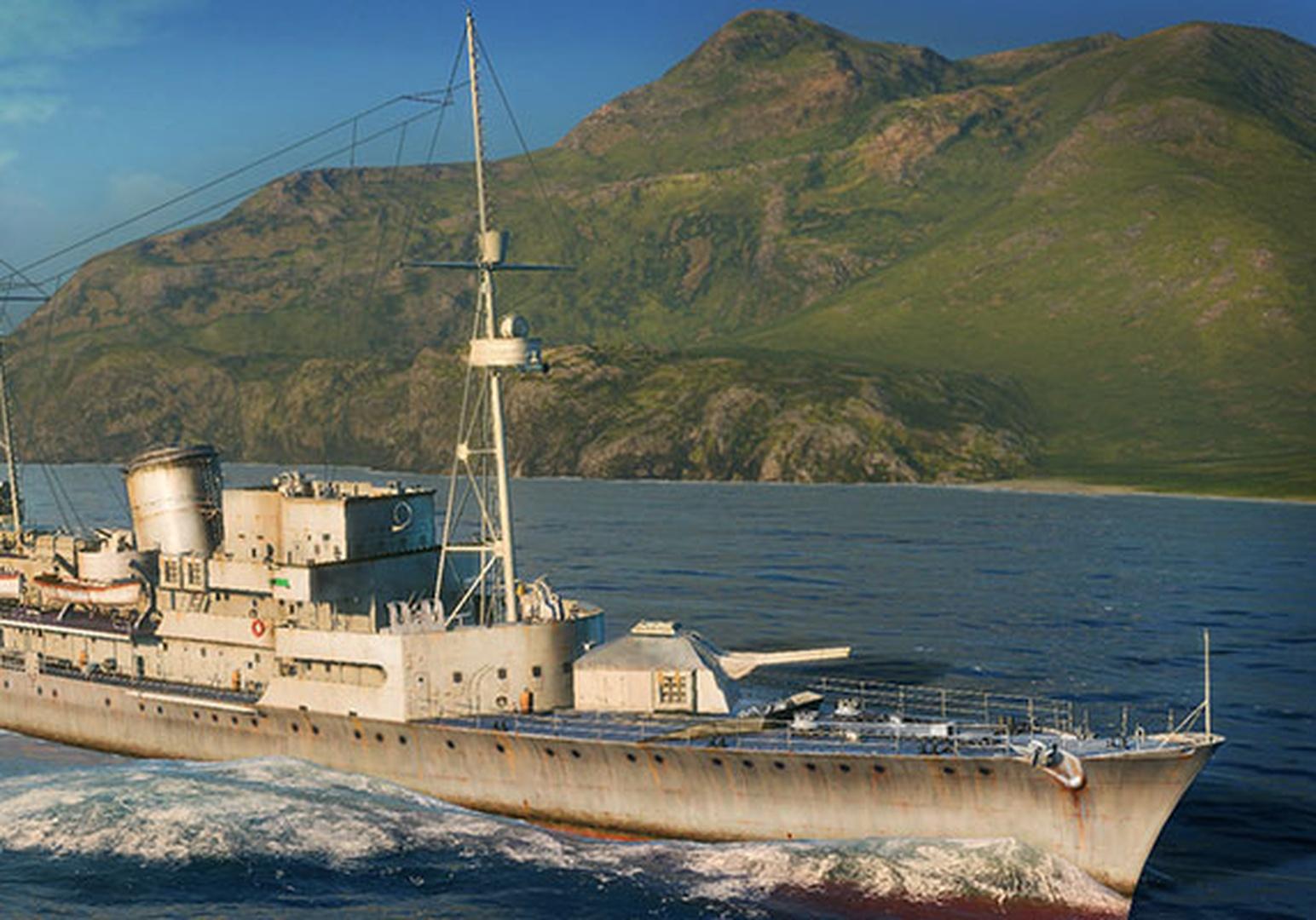 World of Warships Closed Beta Test Ahoy!  Latest Wargaming