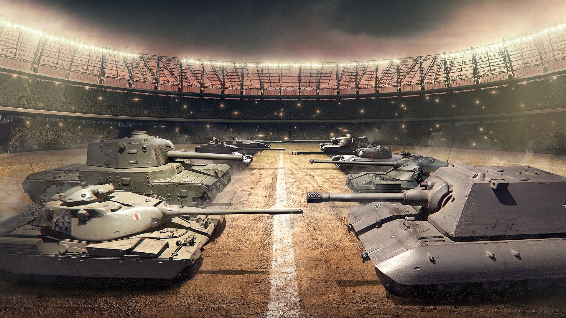 Get Lucky with World of Tanks Console for March Madness and