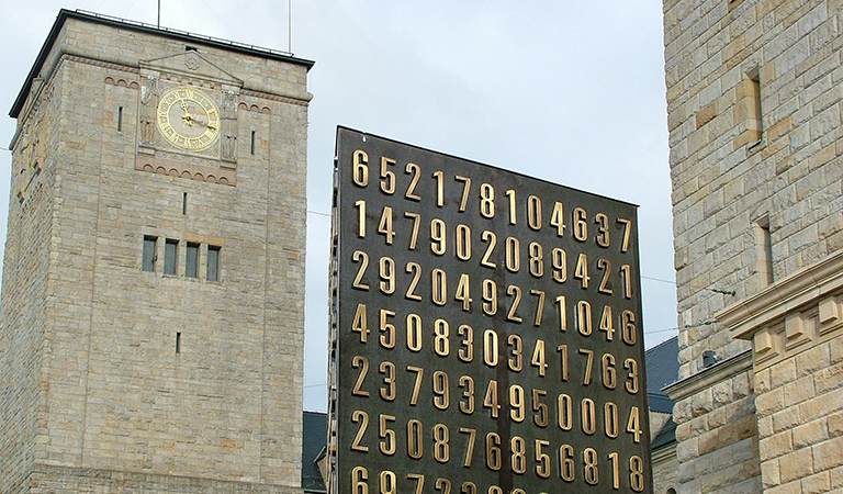 Poznan Monument Center To Polish Cryptologists