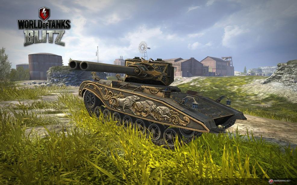скачать игру танки World Of Tanks Blitz бесплатно с официального сайта - фото 8