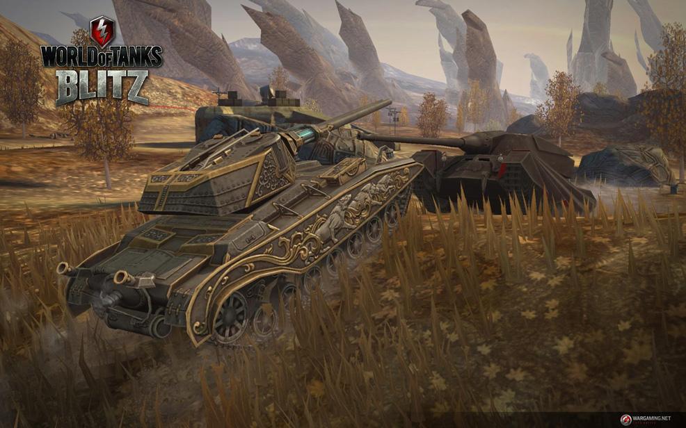 скачать игру танки World Of Tanks Blitz бесплатно с официального сайта - фото 5