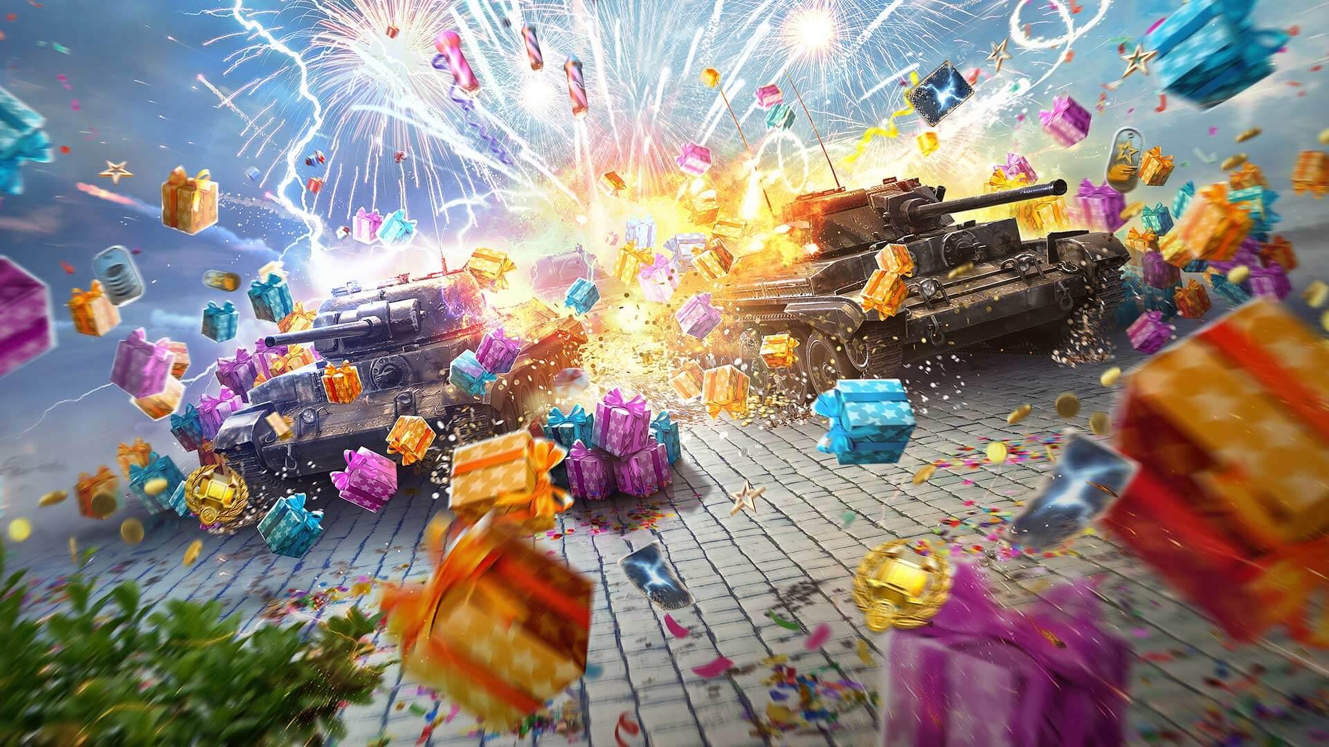 World of Tanks Blitz, Wargaming's premier mobile title, has