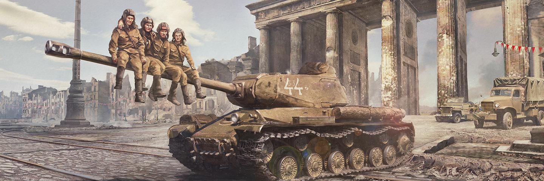 Днем рождения, картинки с танками на 9 мая