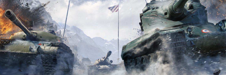 Domination Event Interview | Interview| News | Wargaming