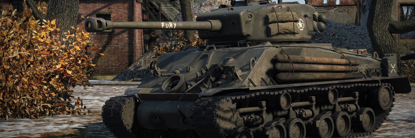 How We Do it: FURY | Case Study | News | Wargaming